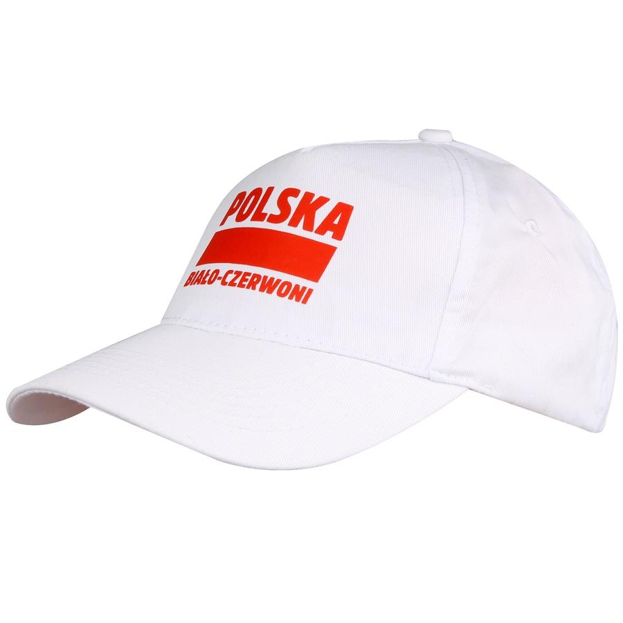 Czapka Polska biała S337925