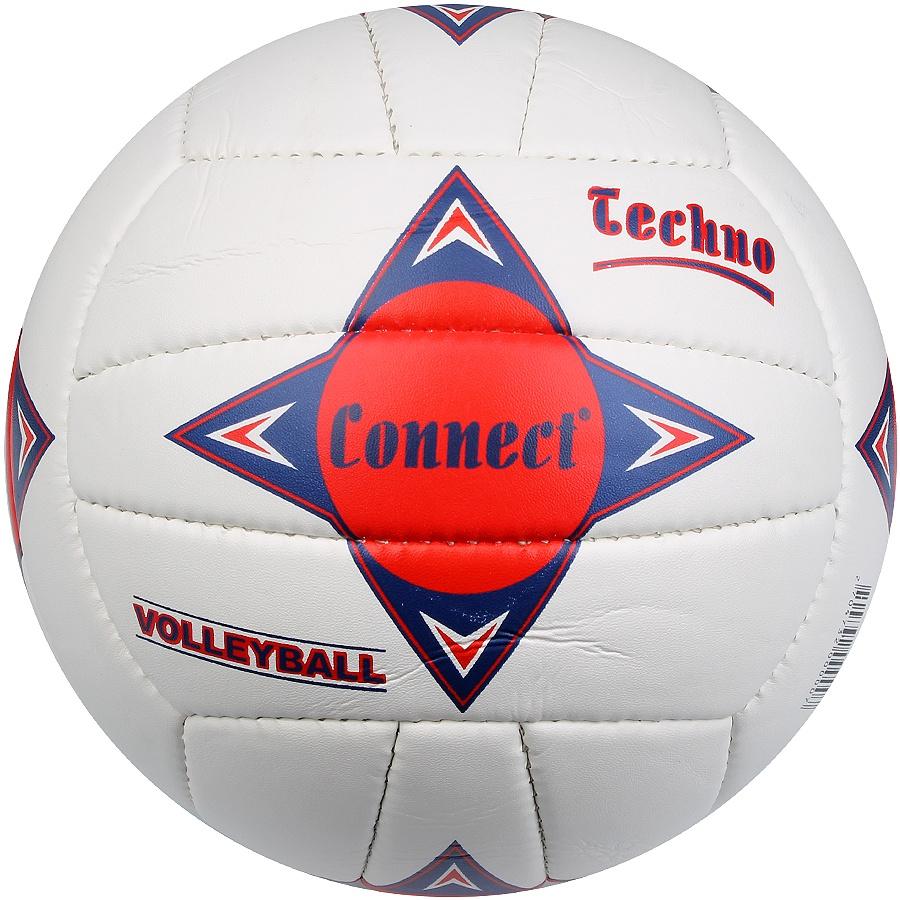 Piłka siatkowa Connect Techno Grain Surface