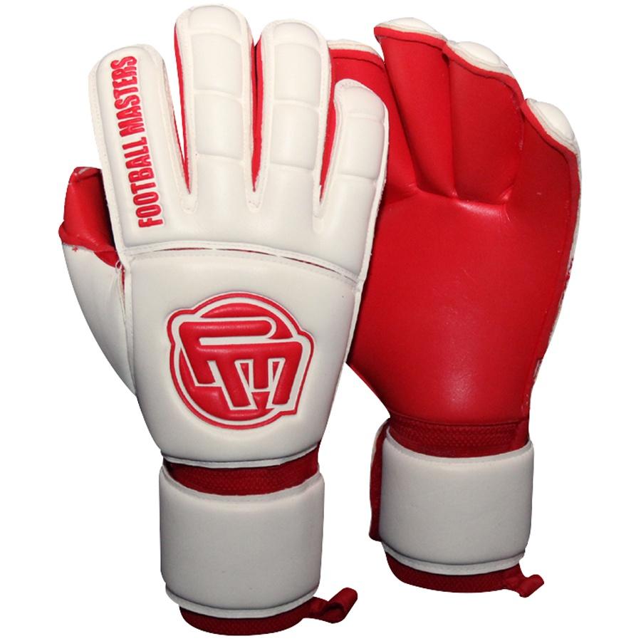 Rękawice FM Full Red Contact Grip Protection RF + płyn czyszczący S383217