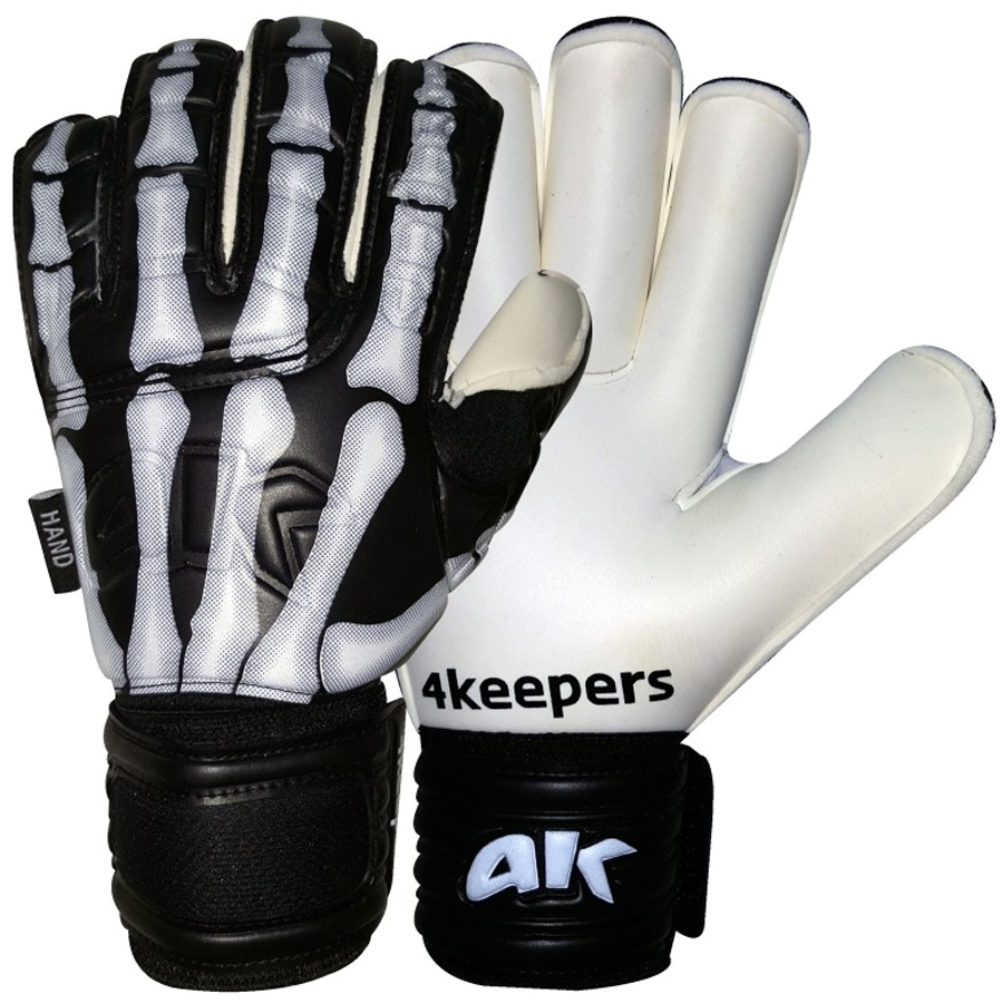Rękawice 4keepers Champ Hand RF JNR S407601 + płyn czyszczący