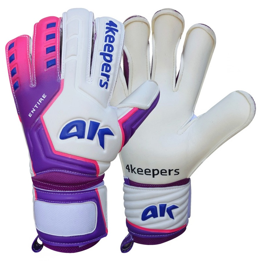 Rękawice 4keepers Junior entire Trust Roll Finger S427731