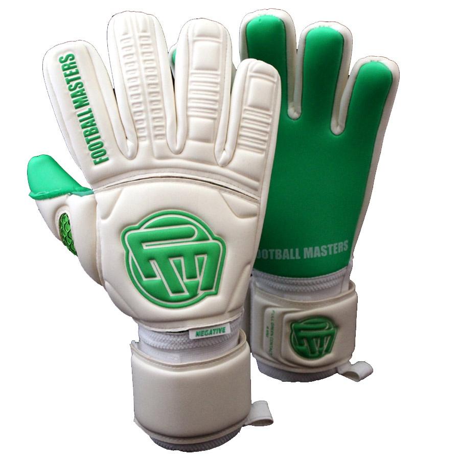 Rękawice FM Full Green Contact Grip Protecion Negative + płyn czyszczący