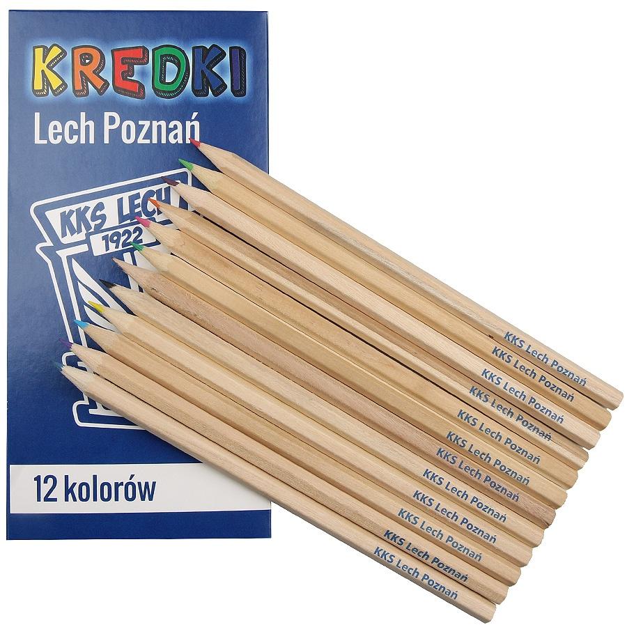 Kredki Lech Poznań