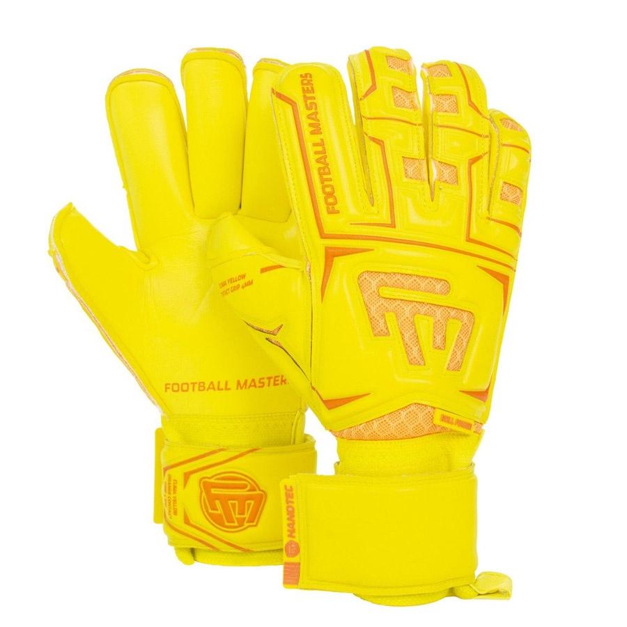 Rękawice FM Clima Yellow Contact Grip RF v 3.0