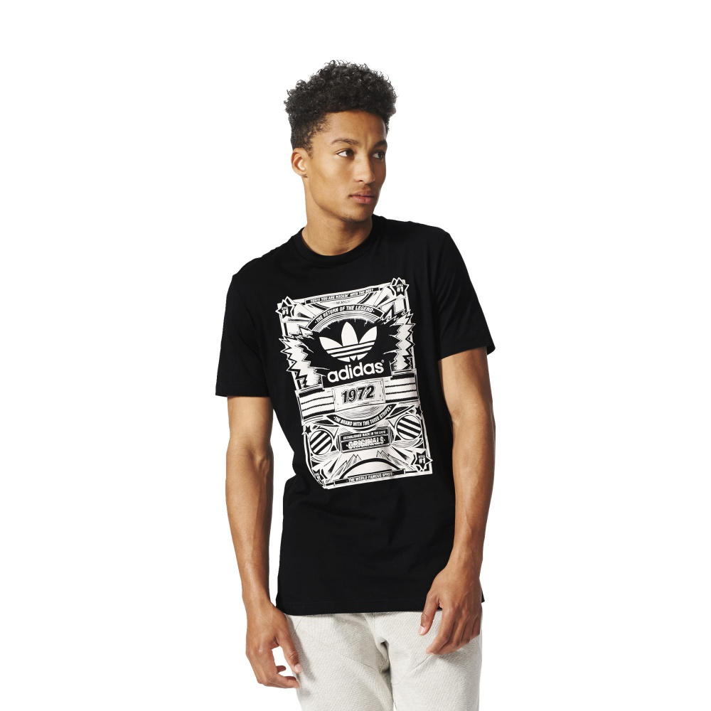 Koszulka adidas Originals Street Ori Tee S93065