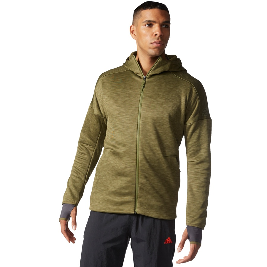 Bluza adidas Z.N.E. FZ Hood Climaheat S94830