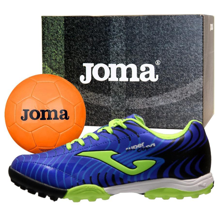 Buty Joma Super Copa JR 2004 TF SCJS.2004.TF + Piłka Gratis