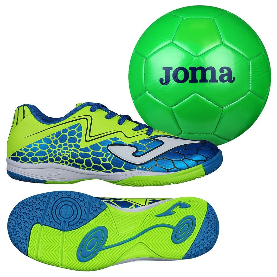 Buty Joma Super Copa JR IN SCJS.805.IN + Piłka Gratis