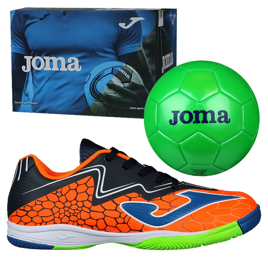 Buty Joma Super Copa JR IN SCJS.808.IN + Piłka Gratis