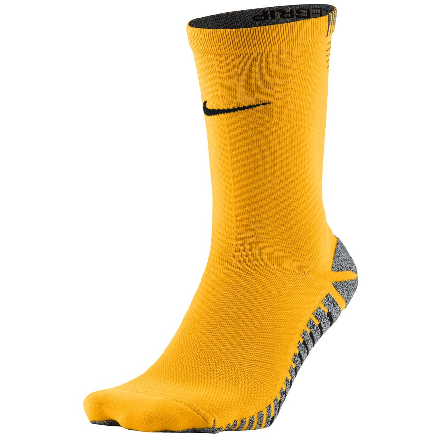 Skarpety piłkarskie Nike Grip Strike Light Crew SX5486 857