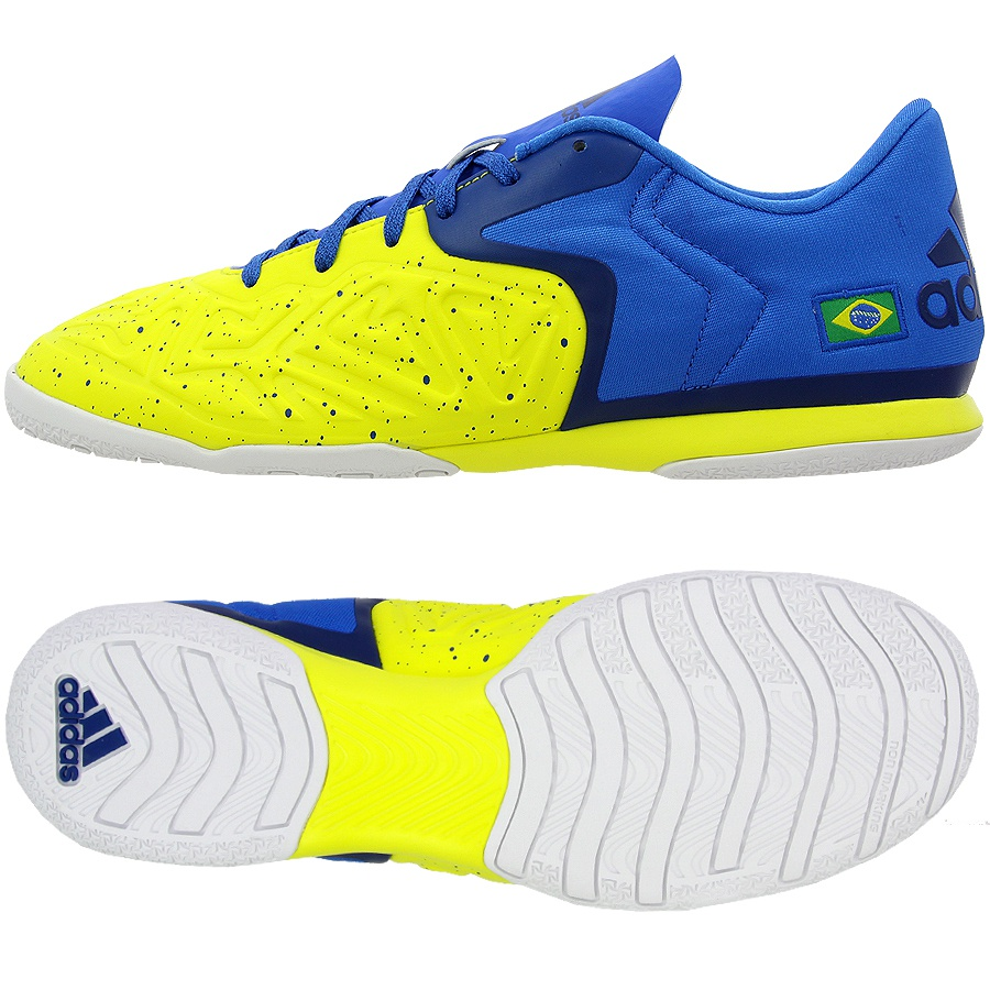Buty adidas X 15.2 Court CT AQ2525
