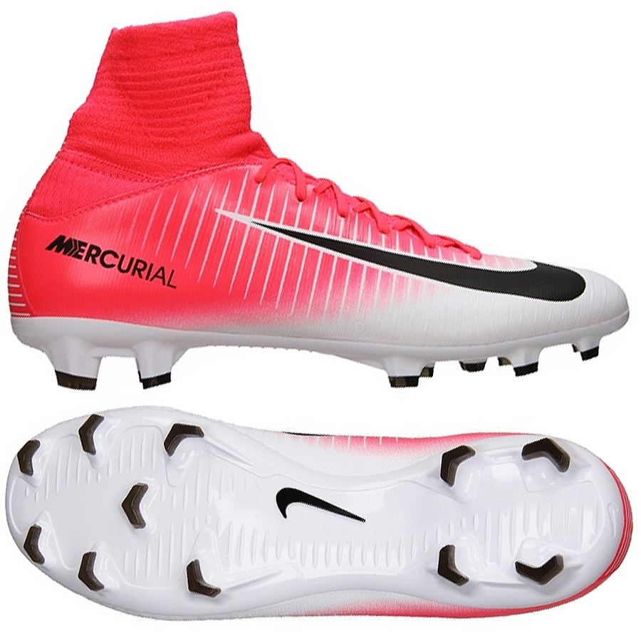 Buty Nike Jr Mercurial Superfly V FG 831943 601