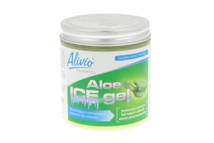 Maść Ice Gel Aloe