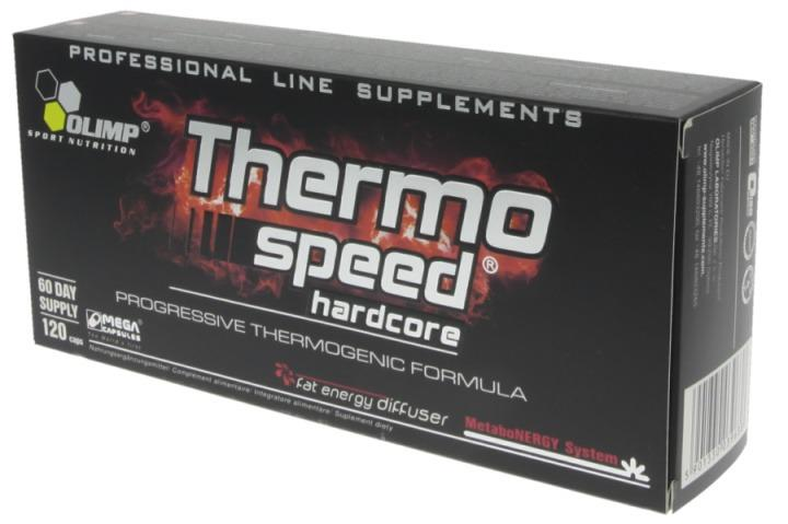 Odżywka Olimp Thermo Speed Hardcore Mega Caps