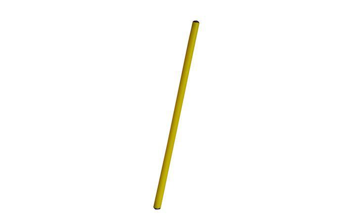 Laska do ćwiczeń krótka 60cm