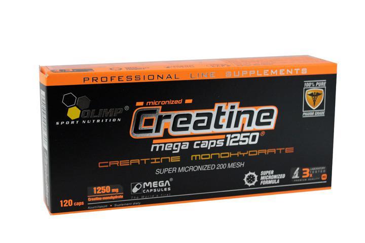 Odżywka Olimp Creatine 1250 Mega Caps