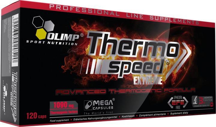 Odżywka Olimp Thermo Speed Extreme Mega Caps