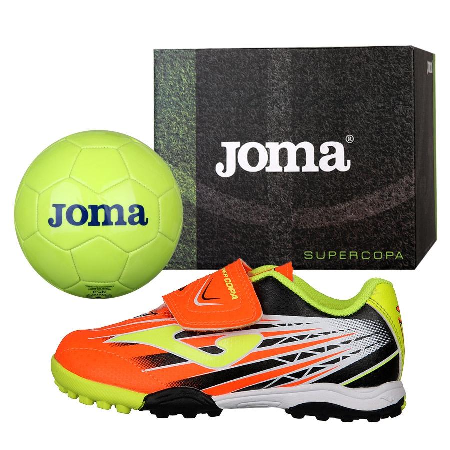 Buty Joma Super Copa JR TF SCJS.908.TF + Piłka Gratis