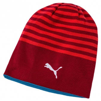 Czapka Puma Arsenal Reversible Beanie High Risk 021365 01