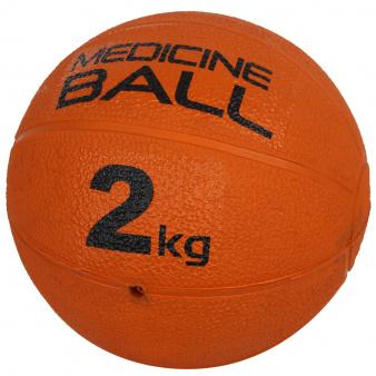Piłka lekarska gumowa 2 kg