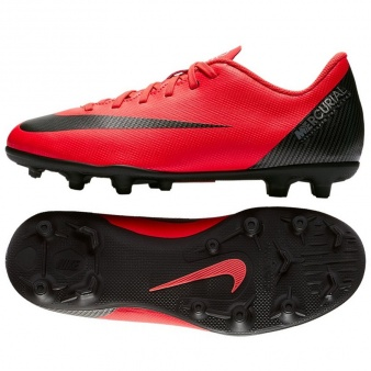 Buty Nike JR Mercurial Vapor 12 Club GS CR7 FG/MG AJ3095 600
