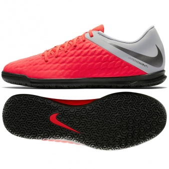 Buty Nike JR Hypervenom PhantomX 3 Club IC AJ3789 600