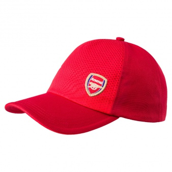 Czapka Puma Arsenal Cap Chili Pepper High Risk 021368 01