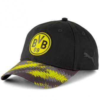 Czapka z daszkiem Puma Borussia Dortmund Iconic Archive BB Cap 023019 02