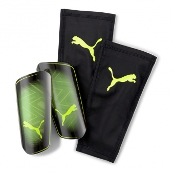 Nagolenniki piłkarskie Puma Ultra Light Sleeve 030832 02