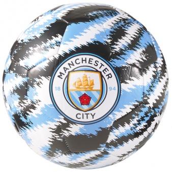 Piłka nożna Puma Manchester City Iconic Big Cat Ball 083494 09