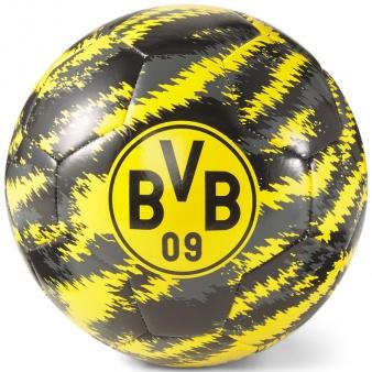 Piłka nożna Puma Borussia Dortmund Iconic Big Cat Ball 083496 02