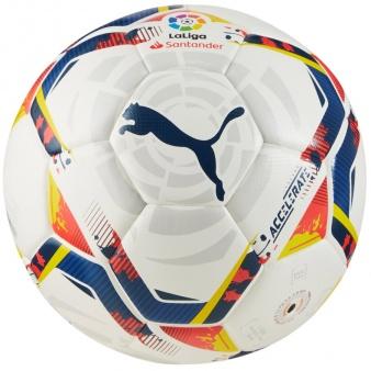 Piłka Puma LaLiga 1 Accelerate Hybrid Ball 083506 01
