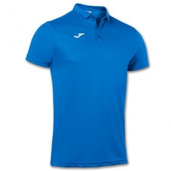Koszulka Joma Polo Shirt Hobby Royal 100437 700