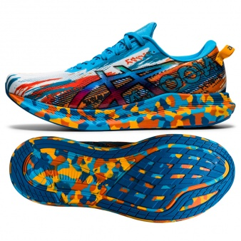 Buty do biegania Asics NOOSA TRI 13 1011B152 400