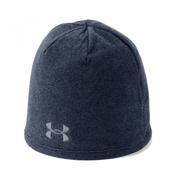 Czapka do biegania UA Mens Survivor Fleece Beanie 1300837 408