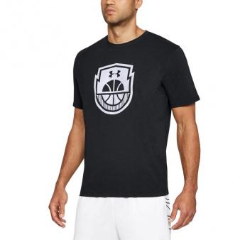 Koszulka UA Basketball Icon SS 1305711 001