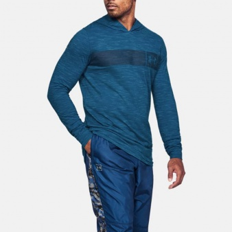 Bluza UA Sportstyle Core Hoodie 1306490 487
