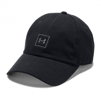 Czapka UA Washed Cotton Cap 1327158 001