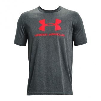 Koszulka UA Sportstyle Logo SS 1329590 013