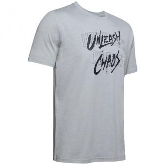 Koszulka UA Baseline Tee Qrtly Mantra SS 1351297 011