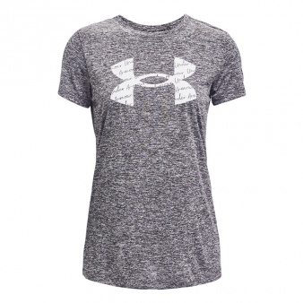 Koszulka UA Tech Twist BL SSC 1365142 011