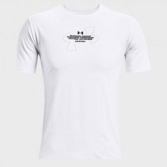 Koszulka UA Basketball PHOTO SS 1366579 100