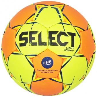 Piłka ręczna 0 Select Light Grippy