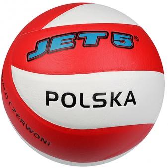 Piłka Jet5 Ultra Soft Touch