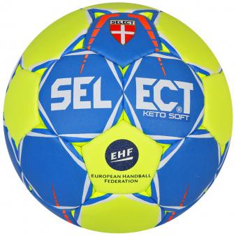 Piłka ręczna Select Keto  EHF 3840850251