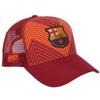 Czapka z daszkiem FC Barcelona