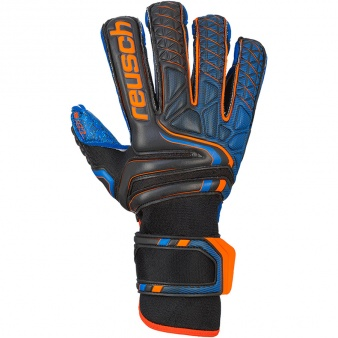 Rękawice bramkarskie Reusch Attrakt G3 Fusion Evolution Finger Support 50 70 938 7083