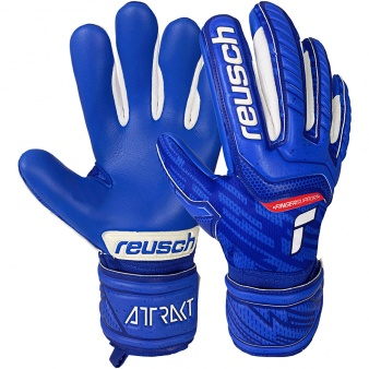 Rękawice bramkarskie Reusch Attrakt Grip Evolution Finger Support 51 70 820 4010