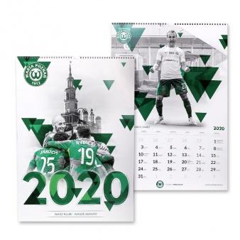 Kalendarz Warta Poznań 2020 S643314