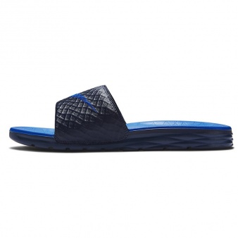 Klapki Nike Benassi Solarsoft Slide 705474 440